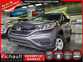 Used 2015 Honda CR-V Traction intégrale LX for sale in Châteauguay, QC