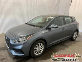 Used 2019 Hyundai Accent Preferred Mags Caméra Sièges Chauffants A/C for sale in Trois-Rivières, QC