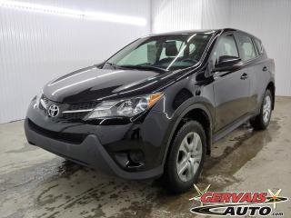 Used 2015 Toyota RAV4 LE A/C BLUETOOTH for sale in Trois-Rivières, QC