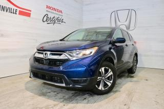 Used 2017 Honda CR-V LX AWD for sale in Blainville, QC