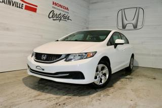 Used 2015 Honda Civic LX 4 portes, boîte automatique for sale in Blainville, QC