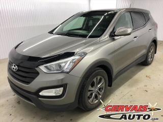Used 2013 Hyundai Santa Fe Sport Luxury AWD Cuir Toit Panoramique Mags for sale in Shawinigan, QC