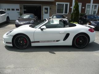 Used 2013 Porsche Boxster 2Dr Roadster S for sale in Ste-Marie, QC