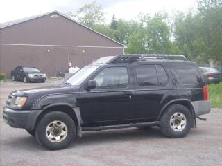 Used 2000 Nissan Xterra for sale in Fenelon Falls, ON