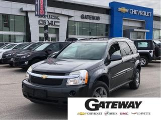 Used 2009 Chevrolet Equinox LT / LEATHER / NEW TIERS / V6 / SUNROOF / for sale in Brampton, ON