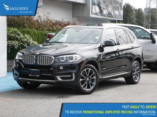 Used 2017 BMW X5 xDrive35i Navigation, Heated Seats, Backup Camera for sale in Coquitlam, BC