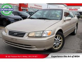 Used 2001 Toyota Camry 4dr Sdn XLE V6 Auto for sale in Whitby, ON