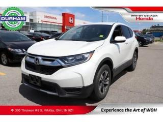 Used 2018 Honda CR-V LX AWD for sale in Whitby, ON