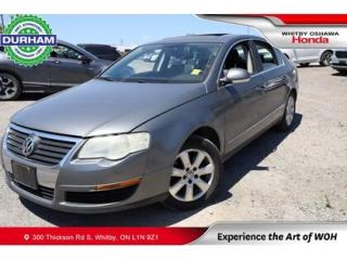 Used 2006 Volkswagen Passat 2.0T for sale in Whitby, ON