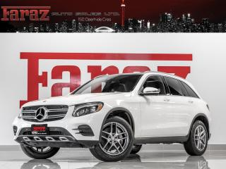 Used 2017 Mercedes-Benz GL-Class GLC300|AMG|NAVI|B.SPOT|REAR CAM|PANO|LOADED for sale in North York, ON
