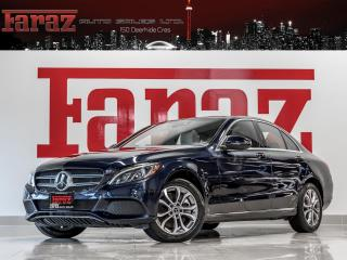 Used 2017 Mercedes-Benz C 300 ONLY 2000KM|DISTRONIC|DTR+|B.SPOT|NAVI|REAR CAM|PANO|LOADED for sale in North York, ON
