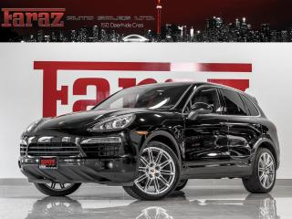 Used 2013 Porsche Cayenne DIESEL|NAVI|21INCH WHEELS|LOADED for sale in North York, ON