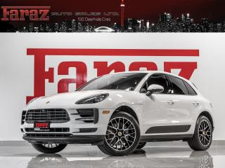 Used 2019 Porsche Macan S NEW BODY 360CAM LCA LDW BOSE NAVI LOADED for sale in North York, ON