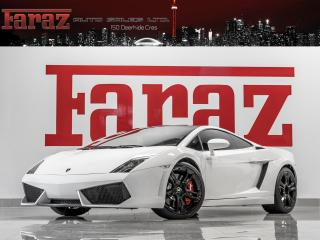 Used 2009 Lamborghini Gallardo 5.2L V10|552HP|NAVI|REAM CAM|LOADED for sale in North York, ON