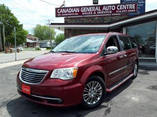 Used 2011 Chrysler Town & Country Limited for sale in Scarborough, ON