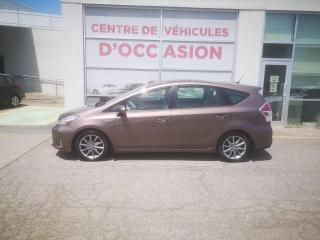 Used 2015 Toyota Prius V TECH CUIR GPS for sale in Montréal, QC