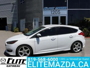Used 2016 Ford Focus SE for sale in Gatineau, QC