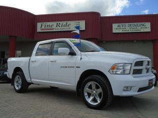 Used 2011 RAM 1500 SPORT for sale in West Saint Paul, MB