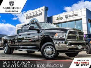 Used 2018 RAM 3500 SLT *LOCALLY DRIVEN* for sale in Abbotsford, BC