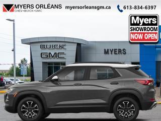 New 2021 Chevrolet TrailBlazer for sale in Orleans, ON