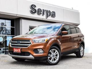 Used 2017 Ford Escape SE |REARCAM|ALLOYS|ORANGE|LOWK|TRADE-IN| for sale in Toronto, ON