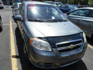 Used 2008 Chevrolet Aveo LT **TOIT,A/C,GR.ELECT.BAS KM.** for sale in Montréal, QC
