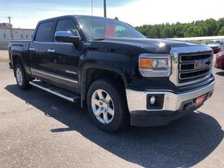 Used 2014 GMC Sierra 1500 SLT for sale in Tillsonburg, ON