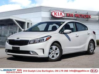 Used 2017 Kia Forte EX, GAS SAVER, BLUETOOTH, NO ACCIDENTS, BACK UP CAMERA for sale in Burlington, ON