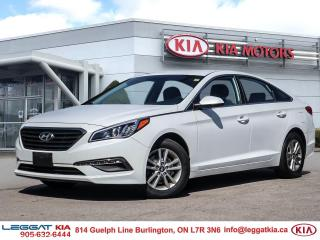 Used 2016 Hyundai Sonata GL, BACK UP CAM, BLUETOOTH, KEYLESS ENTRY for sale in Burlington, ON