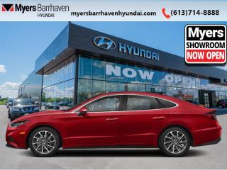New 2020 Hyundai Sonata Ultimate  - Driver Assist - $229 B/W for sale in Nepean, ON