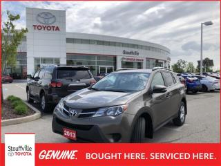 Used 2013 Toyota RAV4 LE UPGRADE - BLUETOOTH for sale in Stouffville, ON