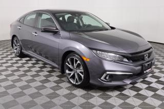 New 2019 Honda Civic Touring 1.5L 4cyl, AWD, Bluetooth, Back-up cam, HEATED SEATS for sale in Huntsville, ON