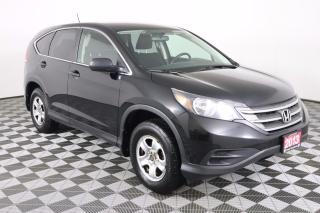 Used 2013 Honda CR-V LX for sale in Huntsville, ON