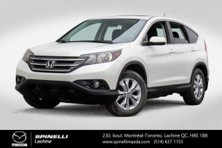 Used 2014 Honda CR-V EX TOIT OUVRANT SIEGES CHAUFFANTS BLUETOOTH Honda CR-V EX 2014 for sale in Lachine, QC