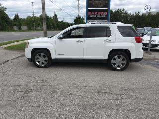 Used 2012 GMC Terrain SLT-2 for sale in Newmarket, ON