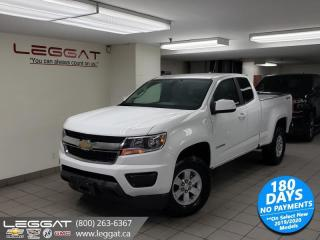 New 2020 Chevrolet Colorado WT -  - Air for sale in Burlington, ON