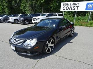 Used 2005 Mercedes-Benz SL-Class for sale in Sechelt, BC