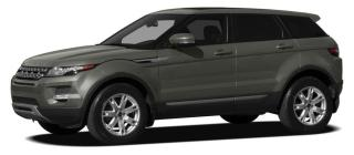 Used 2012 Land Rover Evoque Pure Plus for sale in Sechelt, BC