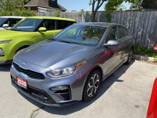 Used 2020 Kia Forte EX Premium for sale in Hamilton, ON