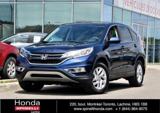 Used 2016 Honda CR-V SE AWD BAS KM AWD MAGS DEMARRAGE SANS CLE BLUETOOTH++ for sale in Lachine, QC