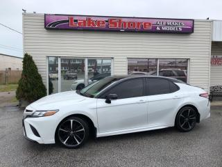 Used 2018 Toyota Camry XSE PANORAMIC ROOF for sale in Tilbury, ON