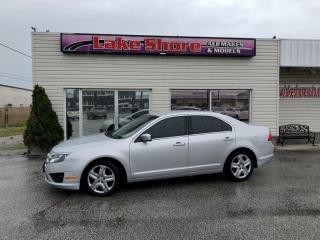 Used 2010 Ford Fusion SE LOCAL TRADE for sale in Tilbury, ON