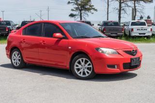 Used 2009 Mazda MAZDA3 GX for sale in Barrie, ON