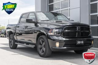 Used 2019 RAM 1500 Classic ST BLACKOUT 8.4
