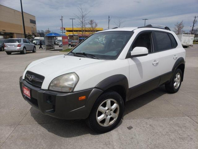 2005 Hyundai Tucson GL, Low KM, Auto, 3/Y warranty available.