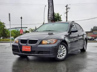 Used 2007 BMW 3 Series 4dr Sdn 323i RWD for sale in Surrey, BC