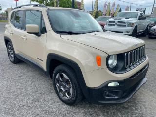 Used 2015 Jeep Renegade FWD 4dr North for sale in Ottawa, ON