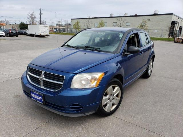 2009 Dodge Caliber SXT, Auto, 4 Door, 3/Y warranty available.