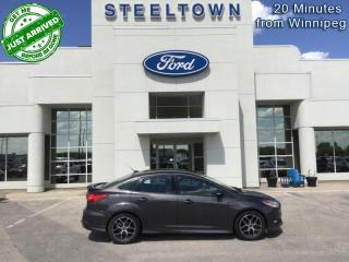Used 2015 Ford Focus SE W/APPEARANCE PACKAGE  - Bluetooth for sale in Selkirk, MB