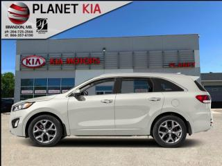 Used 2017 Kia Sorento SX/SX Limited - Sunroof - Navigation for sale in Brandon, MB